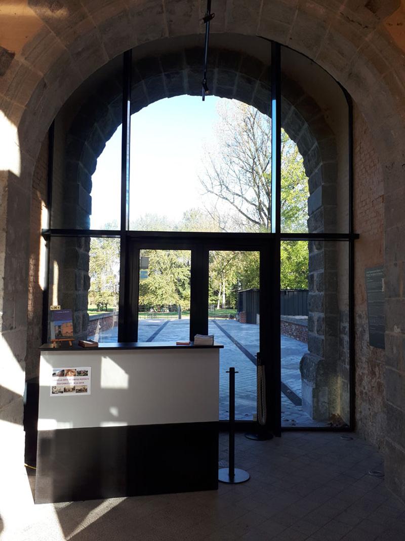 Centre d'interprétation du château de Boussu