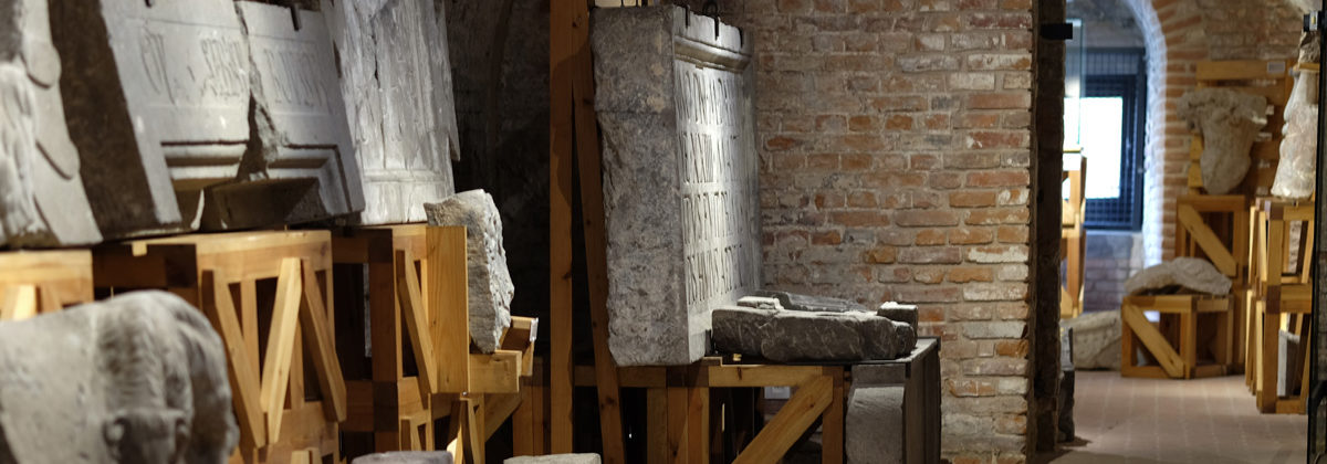 Centre d'interprétation. Musée lapidaire ©asbl Gy Seray Boussu